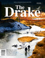 The Drake Magazine Cover Fall 2013